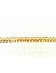 BRACCIALI DONNA - Bracciale Braccialetto Donna Oro Giallo 18 Kt Carati Ct 750 Gr 15,50