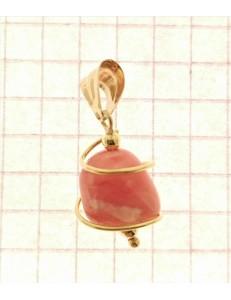 PENDENTI ORO GIALLO - Ciondolo Pendente Donna Oro Giallo 18 Kt Ct Carati 750 1,70 Gr