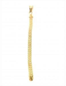 PENDENTI ORO GIALLO - Ciondolo Pendente Donna Oro Giallo 18 Kt Carati Ct 750 2,60 Gr