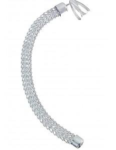 PENDENTI ORO BIANCO - Ciondolo Pendente Donna Ragazza Oro Bianco 18 Kt Carati Ct 750 3,10 Gr