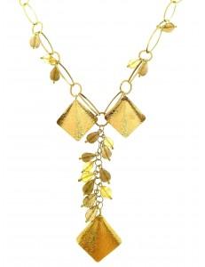 COLLANE ORO GIALLO - Collana Collier Girocollo Donna Oro Giallo 18 Kt Carati Ct 750 9,10 Gr