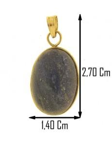 COLLANA LAPIS - Donna Oro Giallo 18 Kt Carati Ct 750