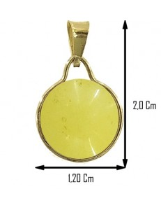 COLLANA AGATA NERA - Donna Oro Giallo 18 Kt Carati 750