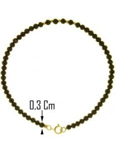 Bracciale Braccialetto Uomo Donna Semirigido Oro Giallo 18 Kt Carati Ct 750